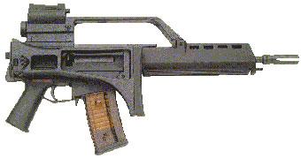 Норвежская армия вооружится новыми винтовками - 20061022174616340_1