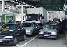 В Украину пытались ввезти контрабанду в контейнерах диппочты - 20061023133453307_1