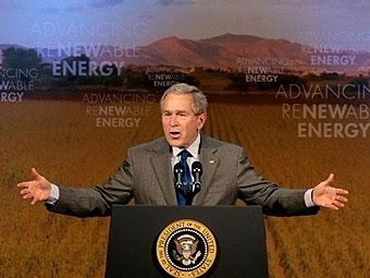 """""""The Google"""" помогает тоскующему по дому президенту приглядывать за своим ранчо - 20061029110332535_1"""