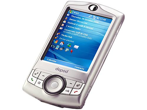 Dopod анонсировала музыкальный Windows-коммуникатор - 20061103200311482_1