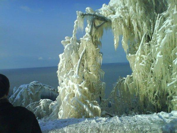 А где-то... уже во всю зима! - 20061106132618476_1
