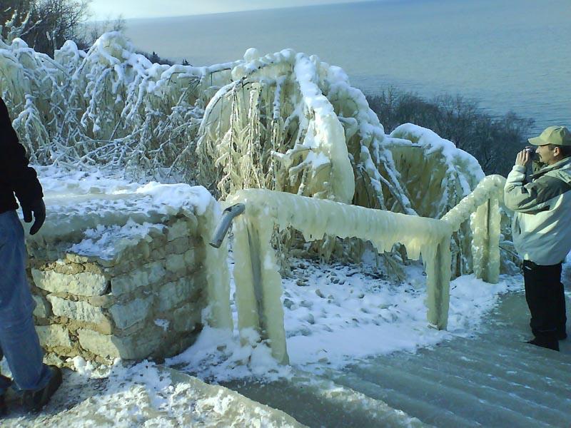 А где-то... уже во всю зима! - 20061106132618476_5