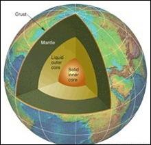 Земное ядро увеличивается в объеме - 20061114195652321_1