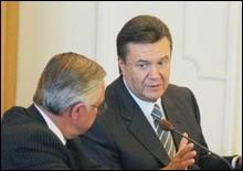 Между Януковичем и Тарасюком возник новый конфликт - 20061129211725488_1