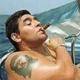 Диего Марадона устроил пьяный скандал в Москве - 20061205192630633_1