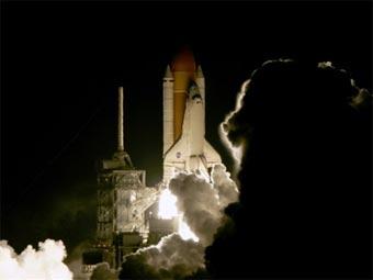Шаттл Discovery стартовал с мыса Канаверал - 20061210194538954_1