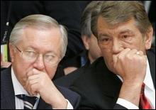 Ющенко готов водить Тарасюка на заседания Кабмина - 20061211194822754_1