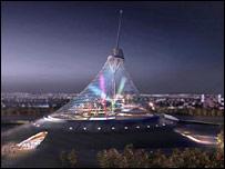 Казахстан создает лето в гигантском шатре - 20061214134357270_1