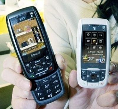 Samsung SCH-V960: первый мобильный с оптическим джойстиком - 20061219195358324_1