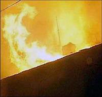 Пьяный пассажир сжег электричку вместе с пассажирами - 20061224191737575_1