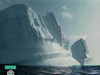 В Арктике откололся гигантский ледник - 20061231121458448_1