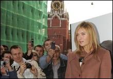 Шарапова отказалась от карьеры модели - 20070103121505318_1