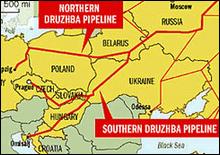 Прекращены поставки российской нефти в Польшу - 20070108221643737_1