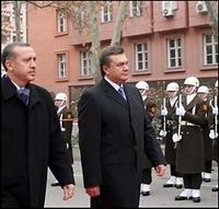 Янукович договаривается с Турцией - 20070117234611591_1