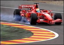 Бразильский гонщик разбил новый болид Ferrari - 20070126200844691_1