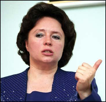 Томенко стал вице-спикером, а Карпачева омбудсменом - 20070208210450857_1