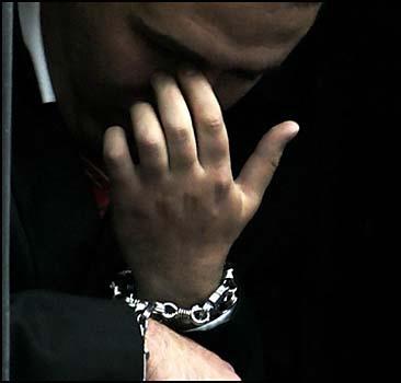 В Киеве арестован особо опасный египтянин - 20070208210958649_1