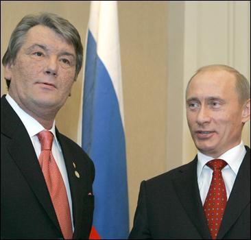 Ющенко собирается в гости к Путину - 20070214014623603_1