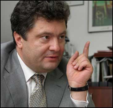 Порошенко предлагает себя вместо Ющенко - 20070219113100196_1