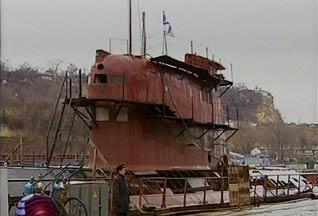 Украина продает свою единственную подводную лодку - 20070307215805459_1