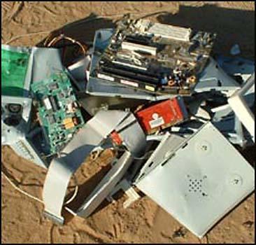 Мир погрязнет в электронном мусоре - 20070309202504525_1