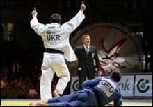 Украинский дзюдоист завоевал золото чемпионата Европы - 20070409203323991_1