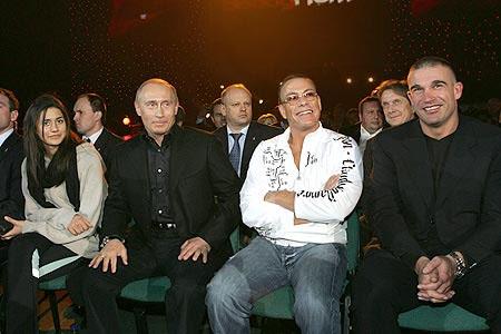 Как Путин с Ван Даммом зажигал... - 20070416151304691_2