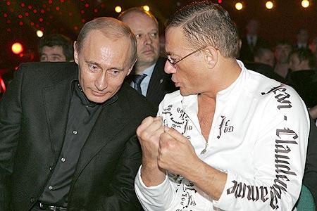 Как Путин с Ван Даммом зажигал... - 20070416151304691_3