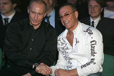 Как Путин с Ван Даммом зажигал... - 20070416151304691_4