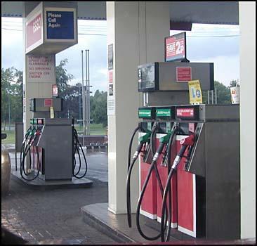 В Украине дорожает бензин! - 20070416213842467_1