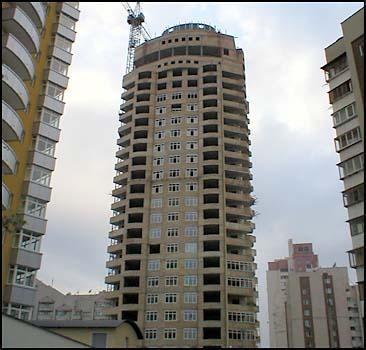 Центр столицы ограничили в росте - 20070429111057691_1