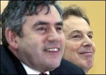 Блэр объявил Брауна своим преемником - 20070511140512913_1