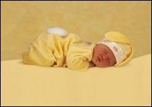 Новорожденные младенцы различают языки - 20070526003741713_1