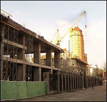 В Киеве вырастет грандиозный бизнес-центр - 2007060621341499_1
