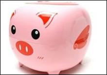 Тайваньская компания выпустила копилку-свинью с большой функциональностью - 20070608102702183_1
