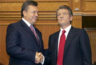 Ющенко признал, что коалиция с Януковичем возможна - 20070706110523119_1