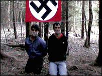 Неонацистское видео: есть подозреваемый, но нет дела - 20070815155600367_1