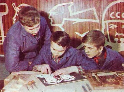 Не так уж и давно..: Пионеры СССР (20 фото) - 20070927232809523_10