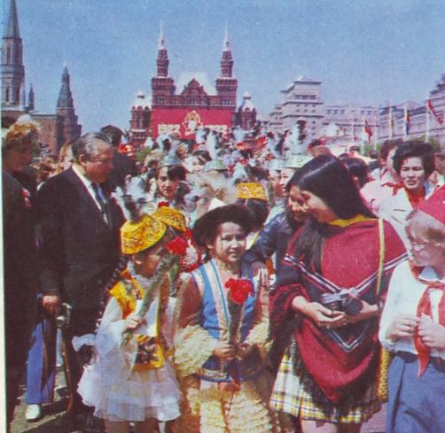 Не так уж и давно..: Пионеры СССР (20 фото) - 20070927232809523_13