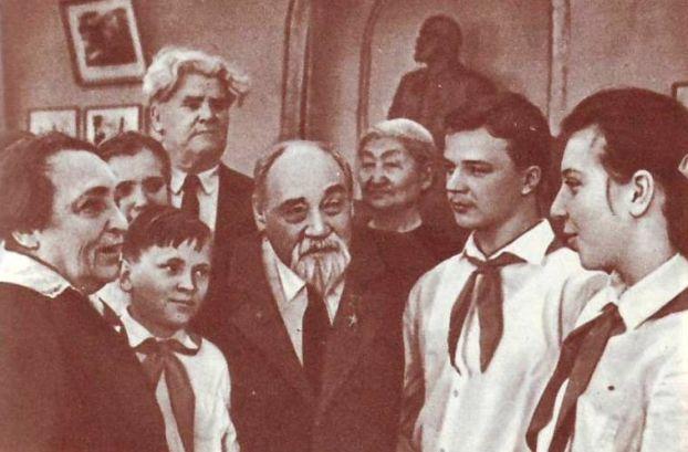 Не так уж и давно..: Пионеры СССР (20 фото) - 20070927232809523_17