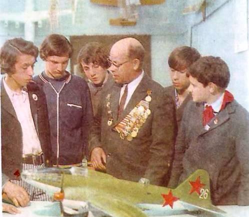 Не так уж и давно..: Пионеры СССР (20 фото) - 20070927232809523_18