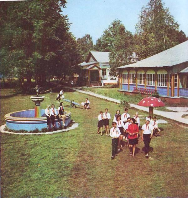Не так уж и давно..: Пионеры СССР (20 фото) - 20070927232809523_20