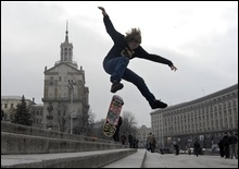 Киев перенес занятия в школах с 1 октября на 27 октября - 20070927233654913_1