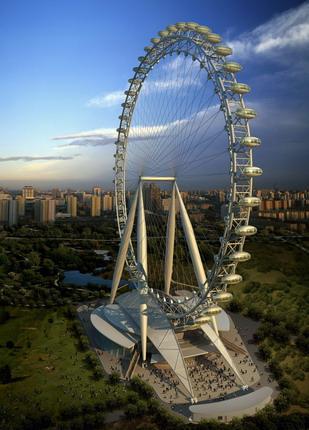 В Китае построят самое высокое колесо обозрения - 20071107161901145_1