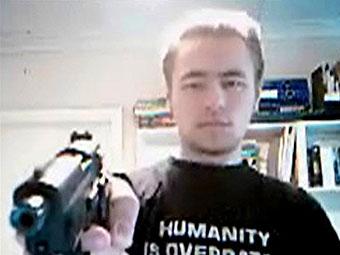 Убийца финских школьников собирался поджечь школу - 20071108191925944_1