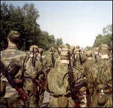 В украинскую армию призвано 80% юношей - 20071119183343941_1