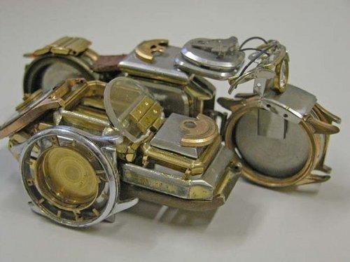 Поделки из старых наручных часов - 20071119184554167_13