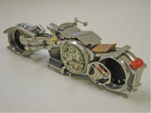 Поделки из старых наручных часов - 20071119184554167_2