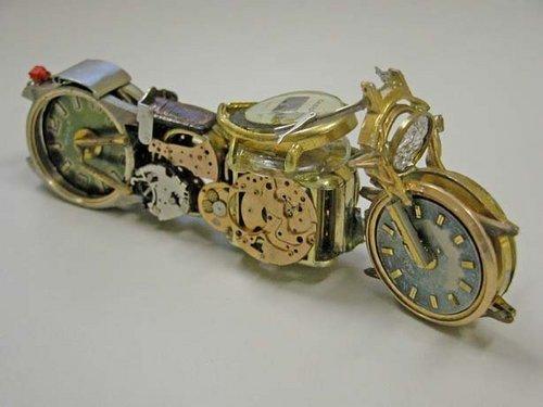 Поделки из старых наручных часов - 20071119184554167_6