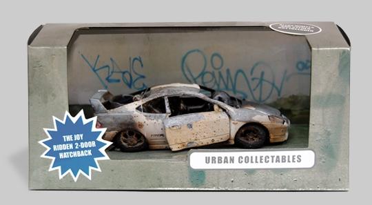 Коллекционные сгоревшие модели автомобилей - 20071123223401929_2